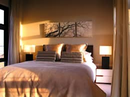 Nondela 3: modern Bedroom by Full Circle Design