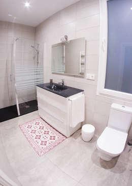 baño:  de estilo  de GLOBALITEDECOSTUDIO