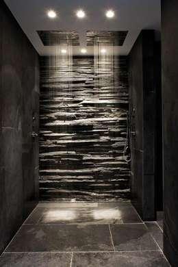INTERIOR FLAT: modern Bathroom by Archie-Core