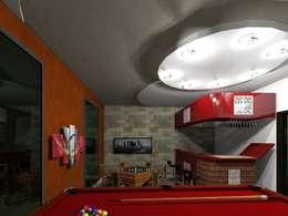 Bodegas de vino de estilo minimalista por HC Arquitecto