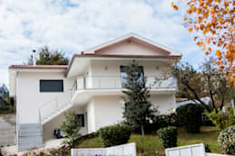 modern Houses by HC Interiores