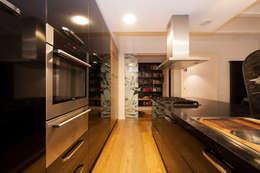 modern Kitchen by Sincro