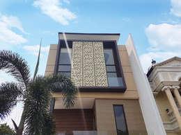 جدران تنفيذ Perfectio Architects