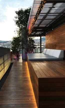 Terrasse von OutSide BCN LED Lighting