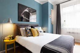 Stag Pads International Ltd.: modern tarz Yatak Odası