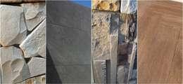 Case in stile in stile Moderno di Daniel Teyechea, Arquitectura & Construccion