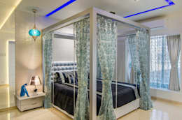 Residential-Chintubhai: classic Bedroom by J9 Associates