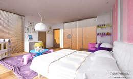 بچے کا کمرہ  by Citlali Villarreal Interiorismo & Diseño