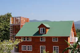 Casas de estilo clásico por GRUPO CONSTRUCTOR RIO DORADO (MRD-TADPYC)