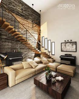 Setra Residence:   by Juxta Interior
