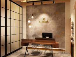 Receptions:  Klinik by Juxta Interior