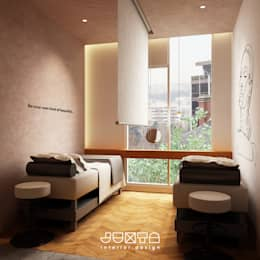 Treatment Room:  Klinik by Juxta Interior