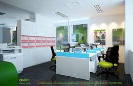 Phòng làm việc:   by Công ty TNHH Thiết Kế và Ứng Dụng QBEST