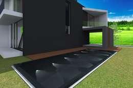 Projeto Jaspe: Casas modernas por Magnific Home Lda