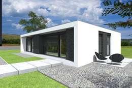 Projeto Quartzo: Habitações  por Magnific Home Lda