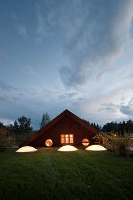 Haus SD: moderne Häuser von illichmann-architecture
