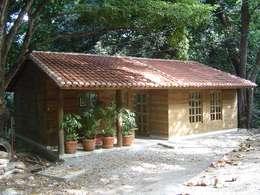 Escritórios  por GRUPO CONSTRUCTOR RIO DORADO (MRD-TADPYC)