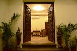 Entrance Door:  Windows by VB Design Studio