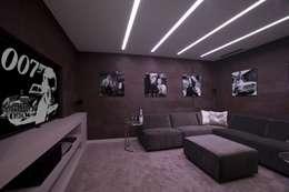 غرفة الميديا تنفيذ Miralbo Urbana S.L.