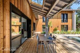 Rumah by Agence CréHouse