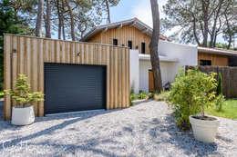 บ้านและที่อยู่อาศัย by Agence CréHouse