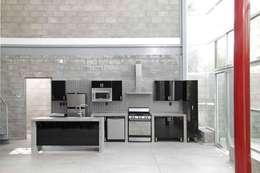 Comedores de estilo minimalista por ARQUITECTOS BARRERA OSORIO