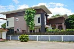 Nhà by Add-con Architect