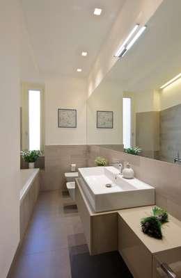 Zo maak je een badkamer mooier dan uit een tijdschrift - Pianta bagno piccolo ...