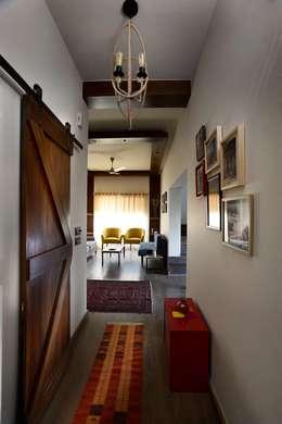 الممر والمدخل تنفيذ Saka Studio