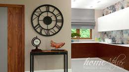مطبخ تنفيذ Home Atelier