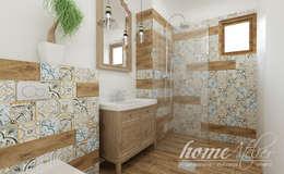 حمام تنفيذ Home Atelier
