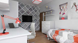 غرفة الاطفال تنفيذ Home Atelier