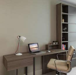 Phòng học/Văn phòng by Studio K Design