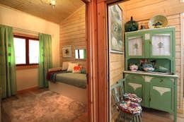 Phòng ngủ by Rusticasa