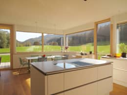 Projekty,  Kuchnia zaprojektowane przez illichmann-architecture