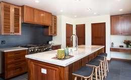 Nhà bếp by LeMaster Architects