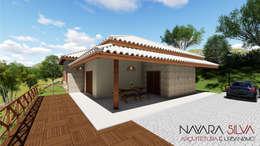 Nhà by Nayara Silva - Arquitetura e Urbanismo