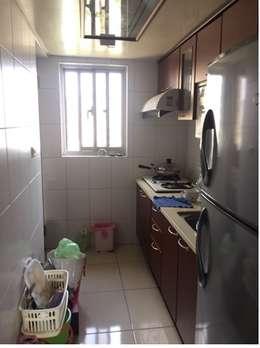 原始廚房:   by 城業空間設計有限公司