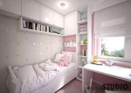 classic Nursery/kid's room by MIKOŁAJSKAstudio