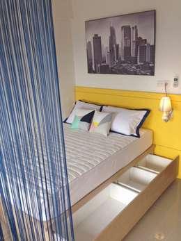moderne Slaapkamer door RANAH