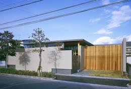 東谷山の住宅: アトリエ環 建築設計事務所が手掛けた家です。