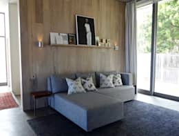 TV Room: modern Media room by Turquoise