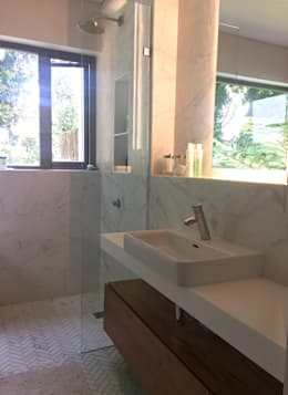 Bathroom - After:   by Turquoise