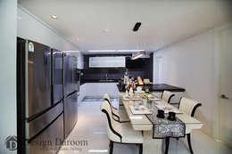 광장동 현대홈타운: Design Daroom 디자인다룸의  방