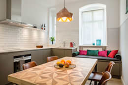 eclectic Kitchen by CONSCIOUS DESIGN - INTERIORS