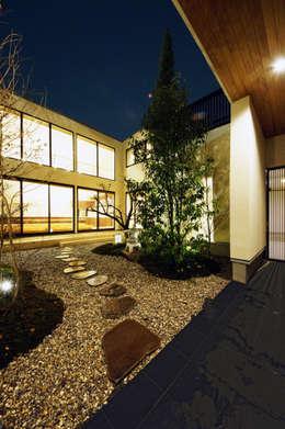 Projekty,  Ogród zaprojektowane przez TERAJIMA ARCHITECTS