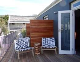 Top floor outdoor deck area:  Hotels by Turquoise