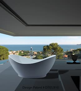 MTI Bath Exclusive Alberta Dealer: modern Bathroom by Serenity Bath