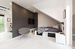 minimalistische Schlafzimmer von in2home