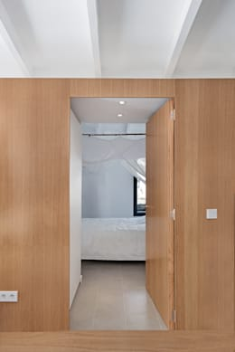 Dormitorios de estilo mediterraneo por Aina Deyà _ architecture & design